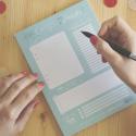 Planificador diario - ¿Qué carajo voy a hacer?