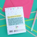 Tarjeta de felicitación para Mujeres de buen vivir