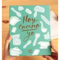 Pack Recetario + Delantal - Hoy Cocino Yo