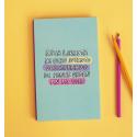Handmade Notebook Orden