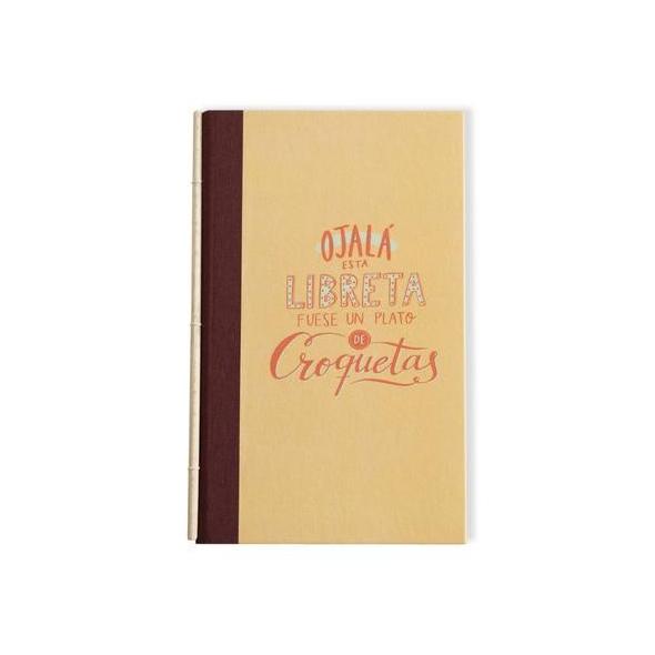 Journal Stick Croquetas