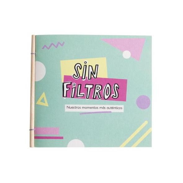 Álbum Stick Sin Filtros