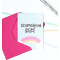 Tarjeta de felicitación Bebé