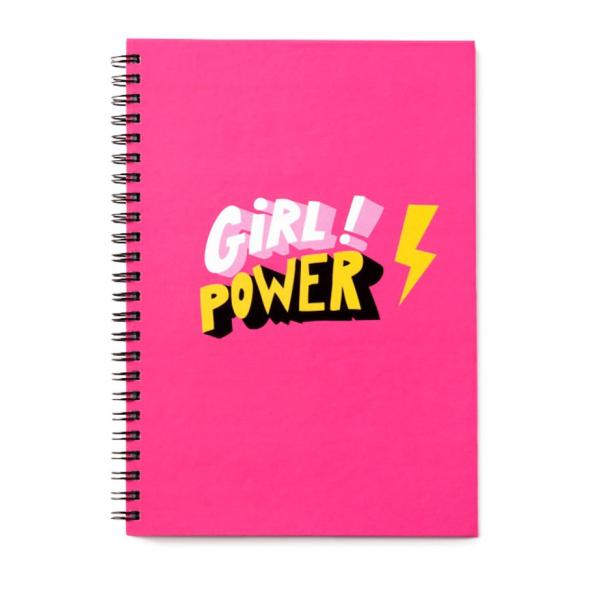Libreta Girl Power A5 By Primor
