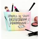 Neceser silicona Demasiado Maquillaje by Primor