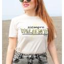 Camiseta orgánica - Valiente
