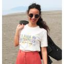 Camiseta orgánica - La vida no es perfecta