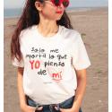Camiseta orgánica - Lo que pienso
