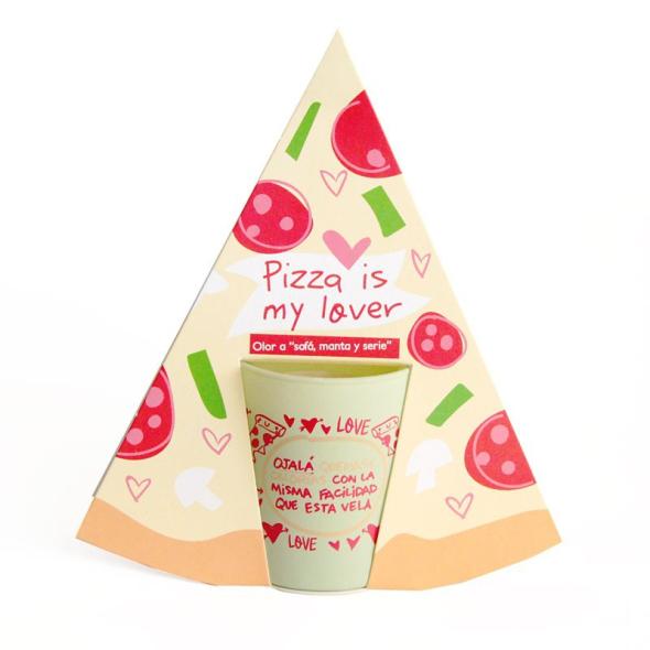Vela Pizza is my Lover
