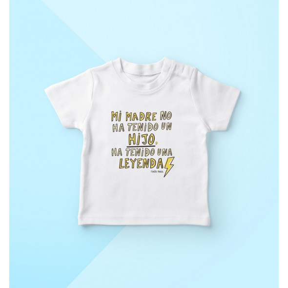 Camiseta infantil - Hijo Leyenda