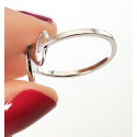 Anillo de plata Power of Love