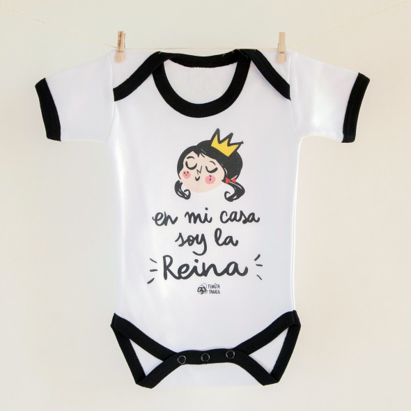 Body bebé Reina