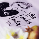 Bolsa de tela Frida