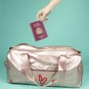 Bolsa de viaje La Vida es Corta