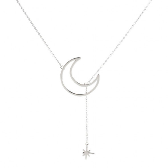Colgante de plata Moonlight