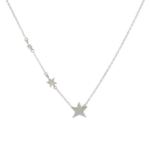 Colgante de plata Starry night