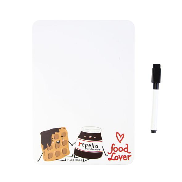 Pizarra magnética - Food lover