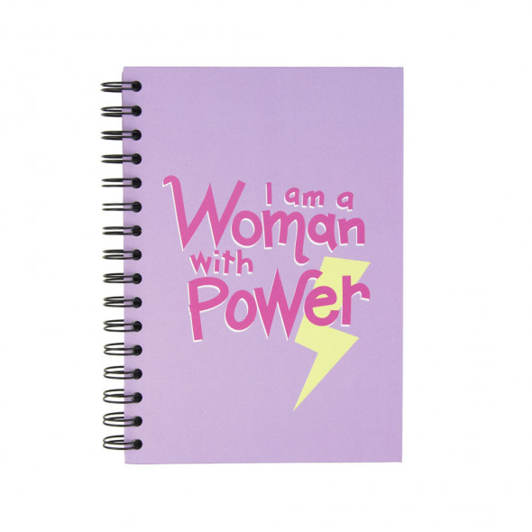 Libreta - I'm a woman with power