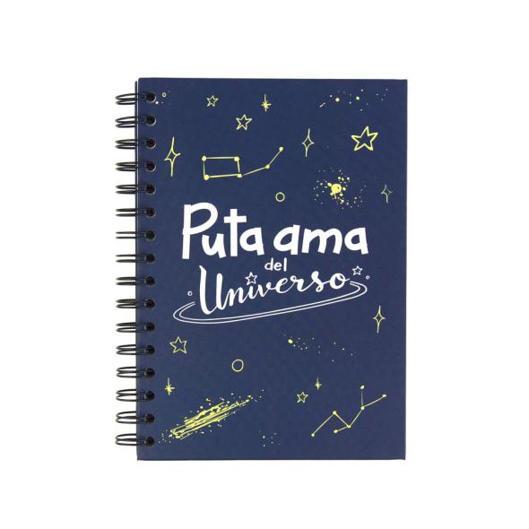 Libreta - Puta ama del universo