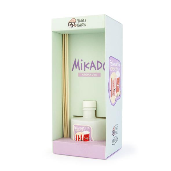 Mikado - Peli y mantita