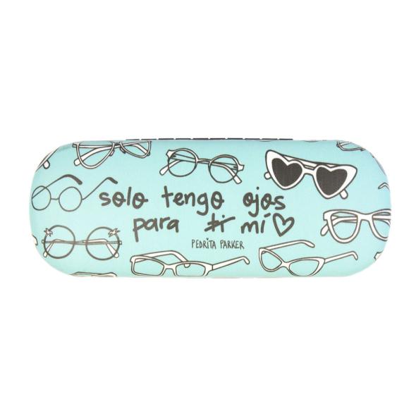 Funda para gafas - Sólo tengo ojos...