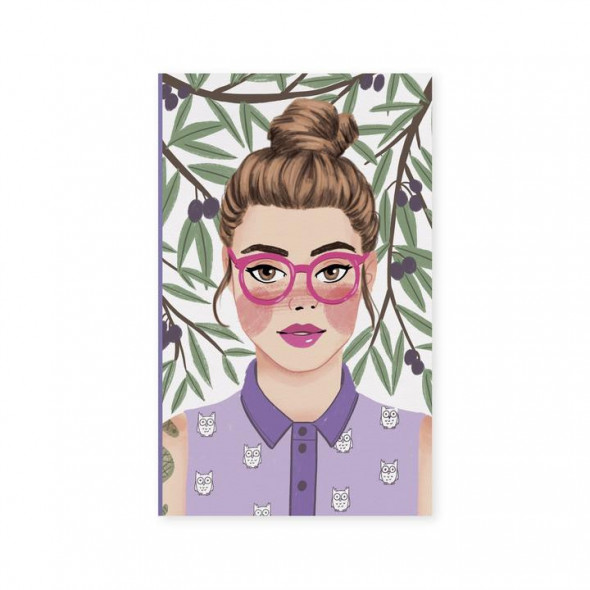 Bullet Journal - Diosa Atenea