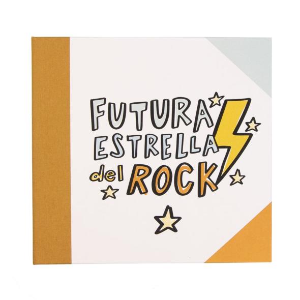 Álbum Futura Estrella del Rock