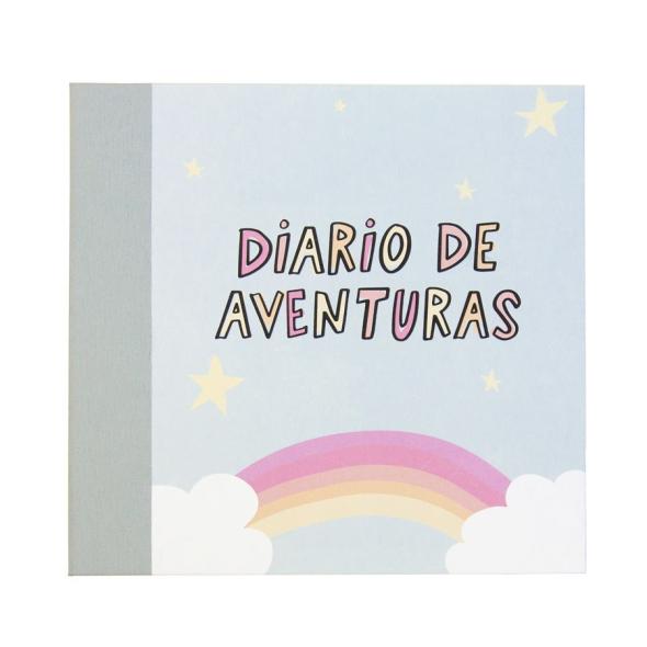 Álbum Diario de Aventuras