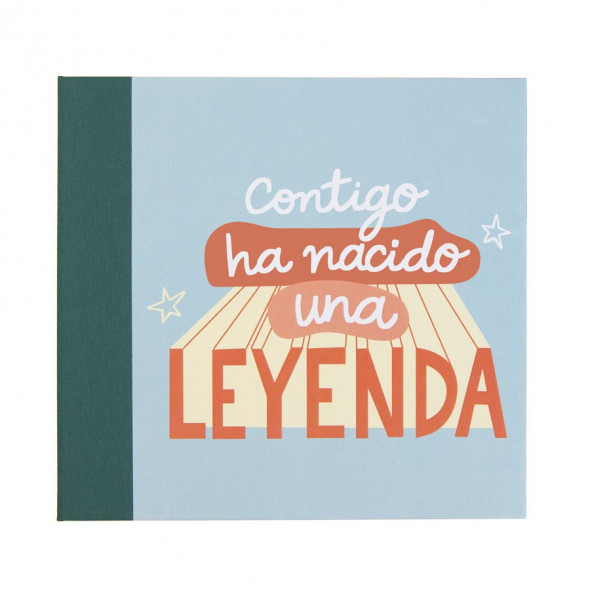 Álbum Ha Nacido una Leyenda