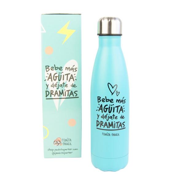 Botella termo Dramitas
