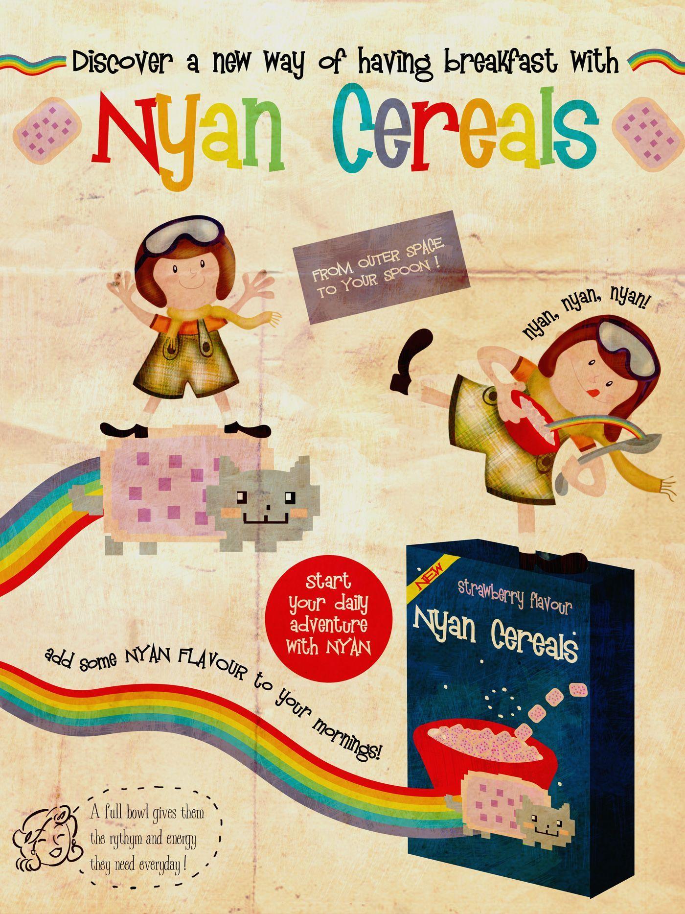 Nyan Cereals!