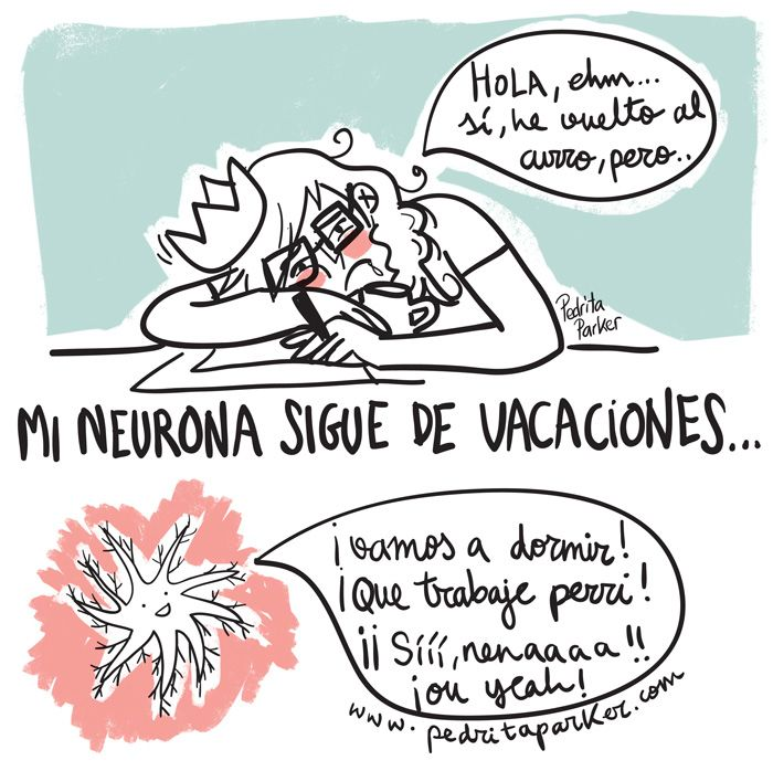 Neurona Posvacacional