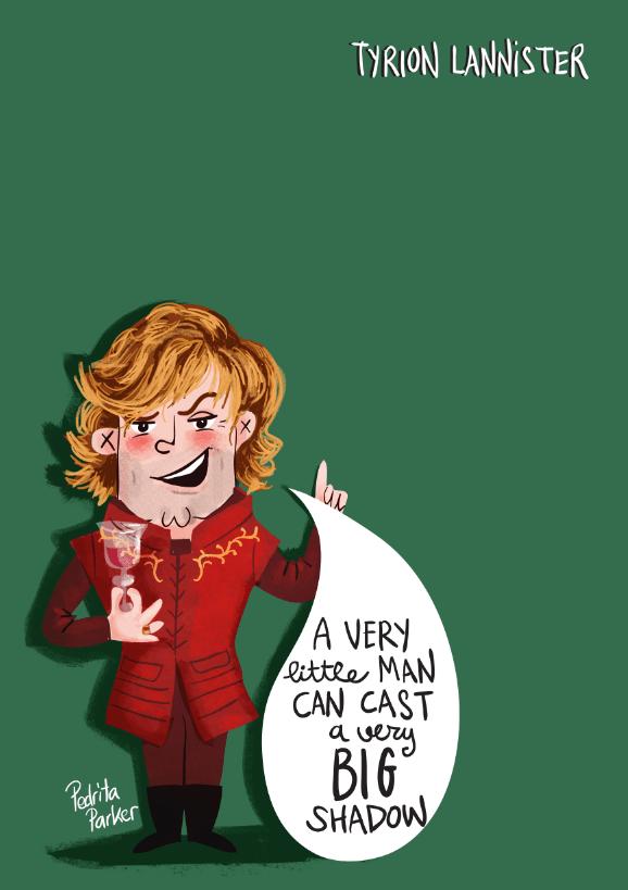 Tyrion Lannister, Juego de Tronos