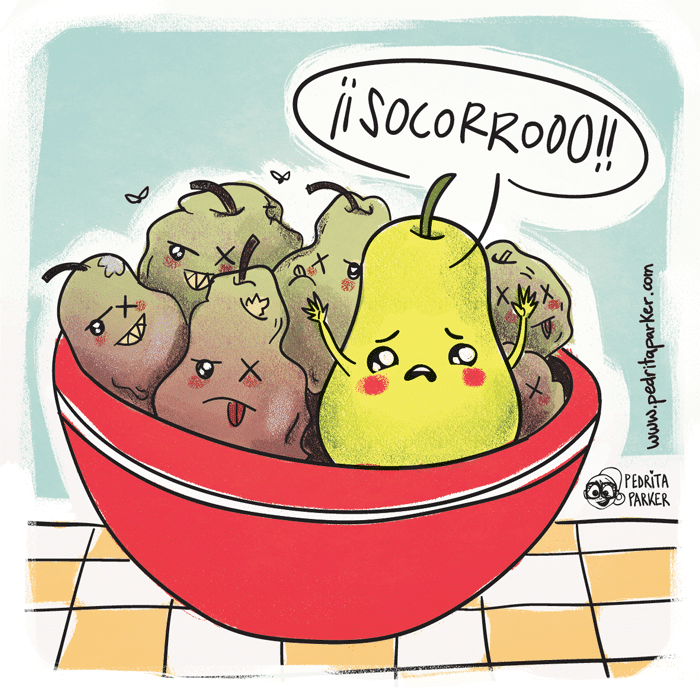 Fruta Zombie
