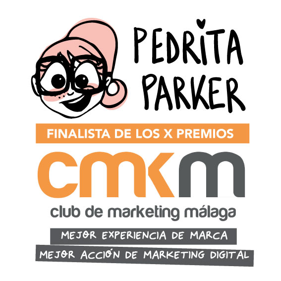 Pedrita Parker finalista premios marketing malaga
